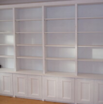 Bespoke Bookcase Unit