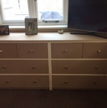 Bespoke Chest of Drawers