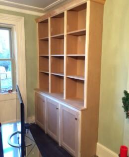 Bookcase and Unit
