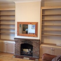 Double Alcove Units