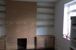 Double Alcoves