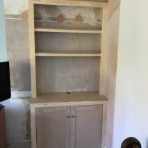 Framed Alcove Unit