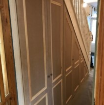 Under Stair Panelling