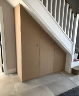 Under Stair